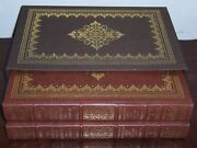 Easton Press Deluxe Limited Ed. Lewis And Clark's Journals Of The Expedition 2 Vol