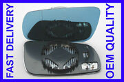 Vw Golf 4 Iv 97-04 Direct Wing Mirror Glass Heated Left