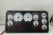 2009 International Pb305 Used Dashboard Instrument Cluster For Sale Mph