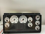 2007 International Pb305 Used Dashboard Instrument Cluster For Sale Mph