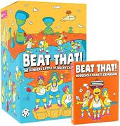 Beat That Game And Household Expansion Bundle [family Party Game]