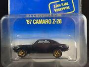 Hot Wheels Seattle Toy Show Limited Edition '67 Camaro Z-28 Super Rare 164 Mint