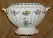 Spode Trapnell Sprays Y 8403 Soup Tureen No Lid Fine Bone China Made In England