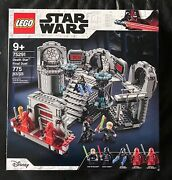 lego Star Wars 75291 Death Star Final Duel 775 Pcs New And Sealed 5 Mini Figs