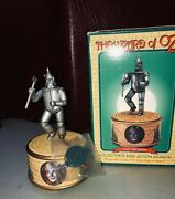 The Wizard Of Oz Music Box Collections Mini Action Figurines 1939 And 1995