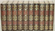 Easton Press Collected Works Of Abraham Lincoln 10 Vols - Roy P. Basler Editor