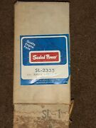 Sl-2335 Sealed Power Sleeve Assembly Nos. Research Before Purchase.