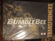 Bumblebee Movie Dlx 3a Threea Collectible Figure Transformers Sideshow