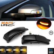 For Volvo S40 S60 S80 C30 V50 V70 Dynamic Indicator Led Turn Signal Side Lights