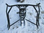 2014 Polaris Rzr Xp 1000 Eps Front Frame Section Chassis Main Oem 6652