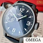Omega 5604312 Antique Hand-wound Watch Rare F/s
