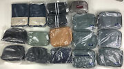 Lot Of 17 United Airlines Business Class Amenity Polaris Kit Cowshed New
