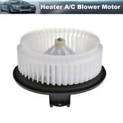Heater A/c Blower Motor W/fan Cage For Acura Tlx Ford Edge Fusion Jeep Compass