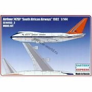 Eastern Express 144153_2 Boeing 747 Sp South African /civil Airliner/ 1/144