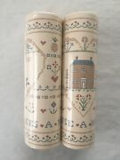 Country House Home Wallpaper Border Fruit Basket Lot Of 2 Sealed