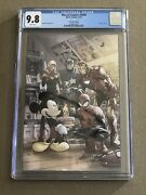 🔥 Marvel Comics 1000 Cgc 9.8 White Pages D23 Expo Variant Virgin Cover 🔥