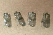 1969 - 1978 And Other Ford Mustang Dash Instrument Bulbs Lamps 194 Bulb 4 Ok