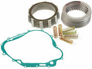 Clutch Kit For Suzuki Dr 350 Clutch Plates Discs Springs With Seal