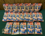 22 Vintage Alden Industries Inc My Dollys Doll And Carriage Set Lot Made In Usa