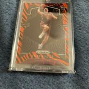 2019 Panini Prizm Nba Cleveland Cavaliers Dylan Winder Card Tiger Stripes F/s