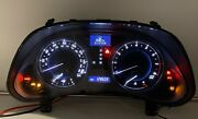 2006 Lexus Is250 Used Dashboard Instrument Cluster For Sale Mph