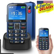 For T-mobile Ushining 3g Big Button Sos Gsm Unlocked Cell Phone For Seniors