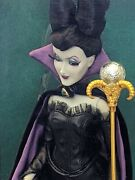 Disney Designer Villains Collection Doll Maleficent Limited Edition