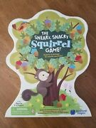 The Sneaky Snacky Squirrel Board Game Educational Insights Ages 3+ New
