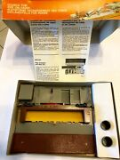Lima 5604d Operating Pipe Unloader With Atsf Car Pipe And Instructions