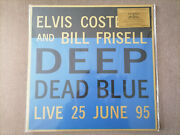 Elvis Costello And Bill Frisell – Deep Dead Blue Lp Eu 2015 180g New Sealed