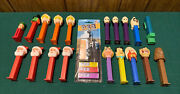 20 Vtg Pez Candy Dispensers Christmas Halloween Misc Lot 120506 1 New In Box