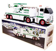 Hess Toy Truck And Helicopter 2006 New With Box