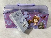 Disney Store Sofia The First Craft Stamp Kit New