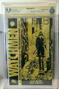 Watchmen 1 Cbcs 9.8 Ss Signed By Dave Gibbons Nyc Comic Con Movie Exclusive 2009