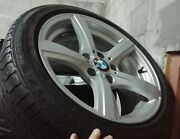 Bmw Z4 2009-2016 Wheels And Tires Rims Like New 17