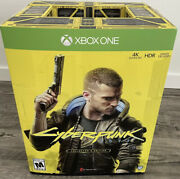 Cyberpunk 2077 Collectorand039s Edition Xbox One 2020 In Hand Sealed Fast Ship New