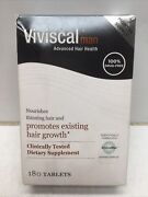Viviscal Man Hair Growth Supplement 3 Month Supply 180 Tablets Exp 3/2021