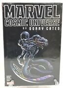 Marvel Cosmic Universe By Donny Cates Omnibus Moore Dm Variant Hc New