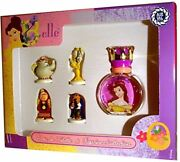 Disney Beauty And The Beast Belle Gift Set With Eau De Toilette And Figurines