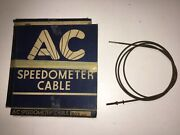 1937 38 39 40 41 Cadillac Chevy Olds Speedometer Cable Core 58-9/16 Long Nos