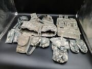 Molle Ii Fighting Load Carrier Vest Rifleman W/ 17 Pouch Survival