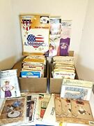 Huge Lot +99 Sewing Patterns Open Simplicity Butterick Mccalls Vintage 60s- 90s