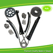 Fit 01-06 Ford 5.4l Sohc V8 W/ Supercharged Engine Timing Chain Kit 330cid Trito