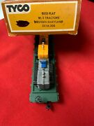 Ho Tyco Western Maryland 2475 Skid W/3 Tractors Replaced Brake Wheel Loc-1a