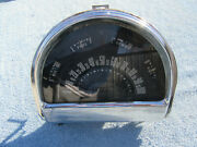 1952 1953 Ford Victoria Sunliner Speedometer And Gauge Cluster