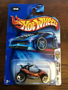 Vintage Hot Wheels 2004 First Edition Power Sander Atv Dune Buggy Free Shipping