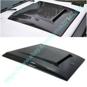Mb G-wagon W463 G63 G55 G500 Carbon Fiber Front Hood Scoop Cover