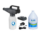 Electrostatic Sprayer Hocl Disinfectant Sanitizer Rechargeable Professional Kit