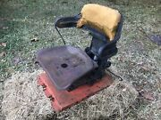 Kubota F2000 Lawn Mower Tractor Seat And Mount