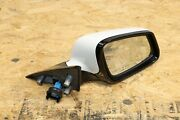 Right Passenger Door Mirror Auto Electric Fold W/ Side View Camera Oem Bmw F06